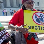 Mourning 50 years of the Voting Rights Act