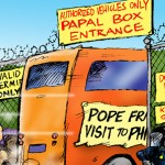 Pope Francis visit: Poor Philly families left out