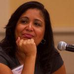 Maria Quinones Sanchez talks soda tax with Solomon